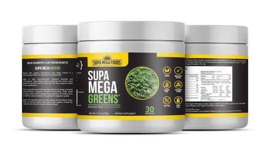 Supa Mega Greens