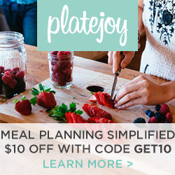 PlateJoy Meal Plans